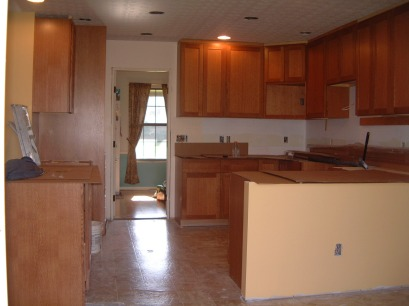 Washington Township Kitchen Design